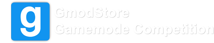 GmodStore Gamemode Competition Summer 2018